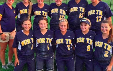 Liberty North Junior Varsity Softball Team Makes an Impressive Debut