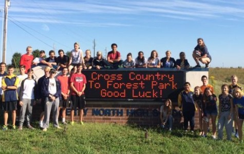 Cross Country's Trip to St. Louis