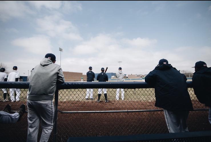 Baseball Blowout to Start the Season