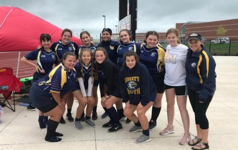 Girls Rugby With an Undefeated Season