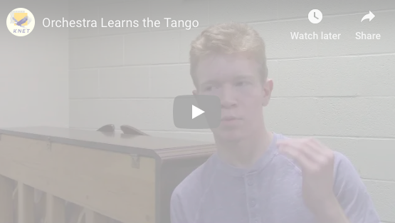 Orchestra Learns to Tango
