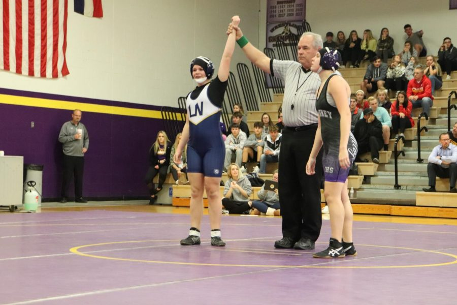 What They  Learned – A Look At Liberty North's First Female Wrestling Team