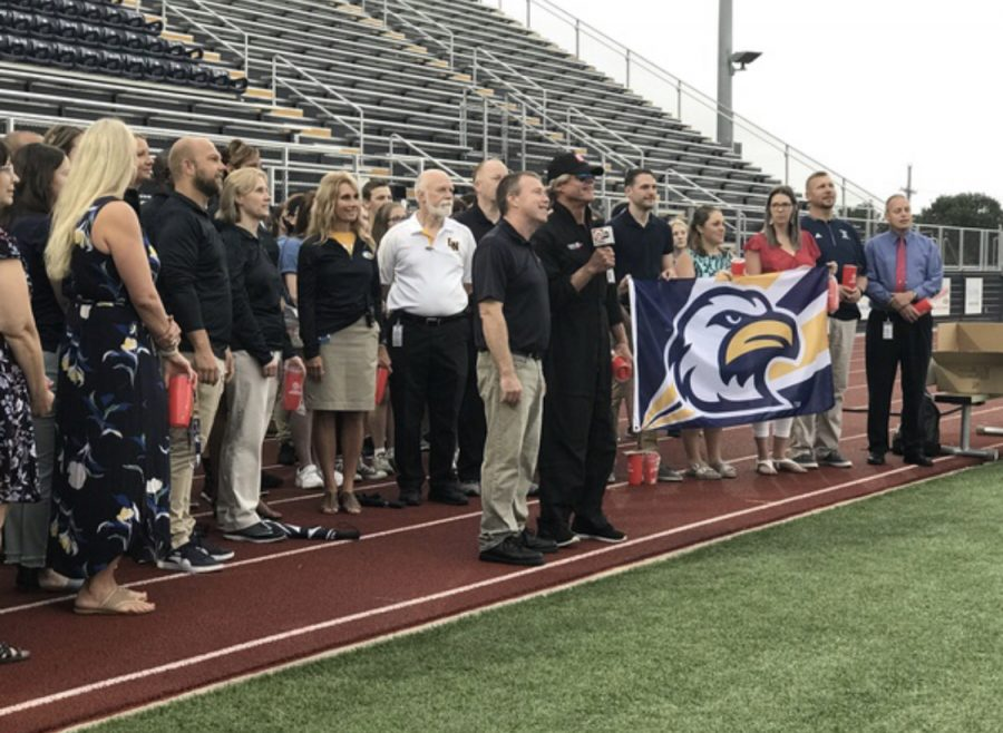 KMBC Channel 9 visits Liberty North