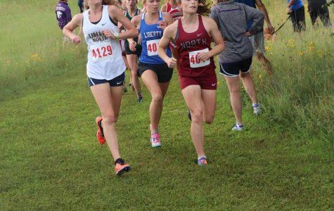 Elizabeth Stinson Beats 5k Record