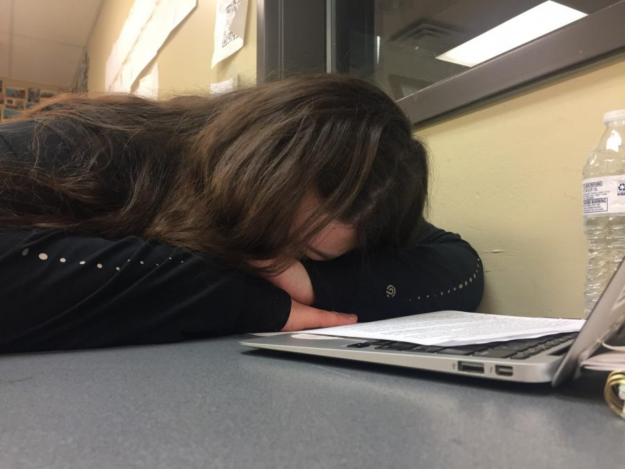Students Scarcity with Sleep