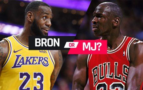Michael Jordan or LeBron James?