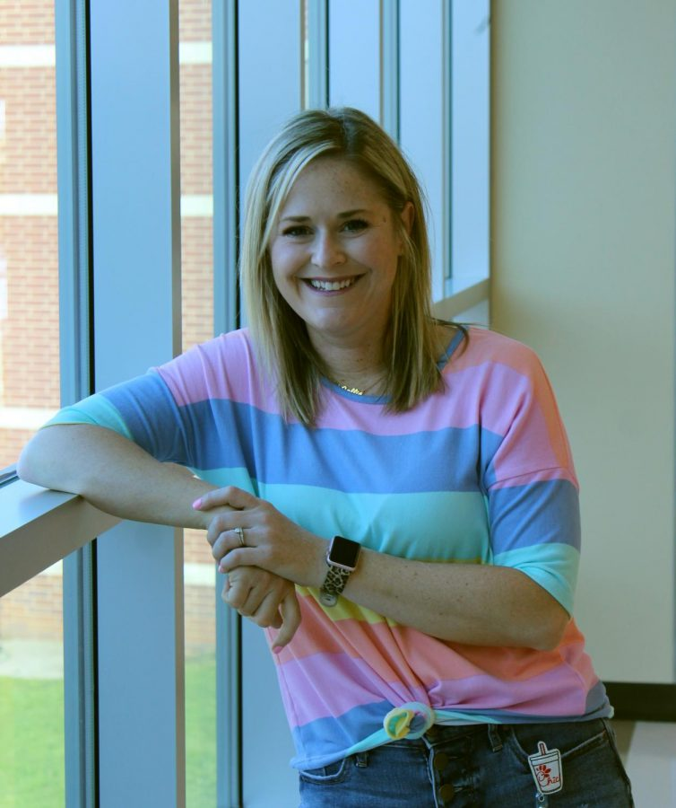 Humans of Liberty North: Callie Farrell