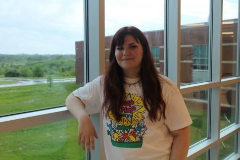Humans of Liberty North: Meadow Robertson