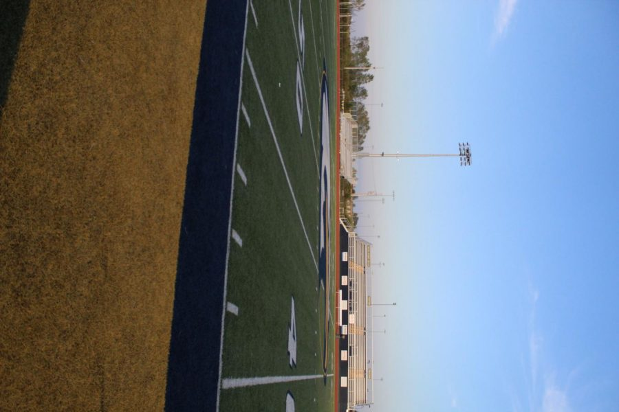 Liberty North Football Vs Park Hill