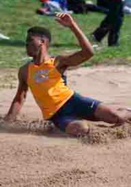 3.25 Varsity Track and Field