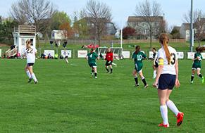 3.28 JV soccer