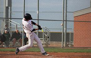 3.29 Gold baseball