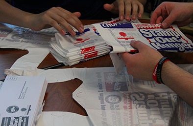 3.31 Bag folding