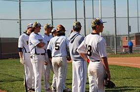4.5 JV Baseball