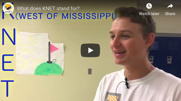 What Does KNET Stand For?