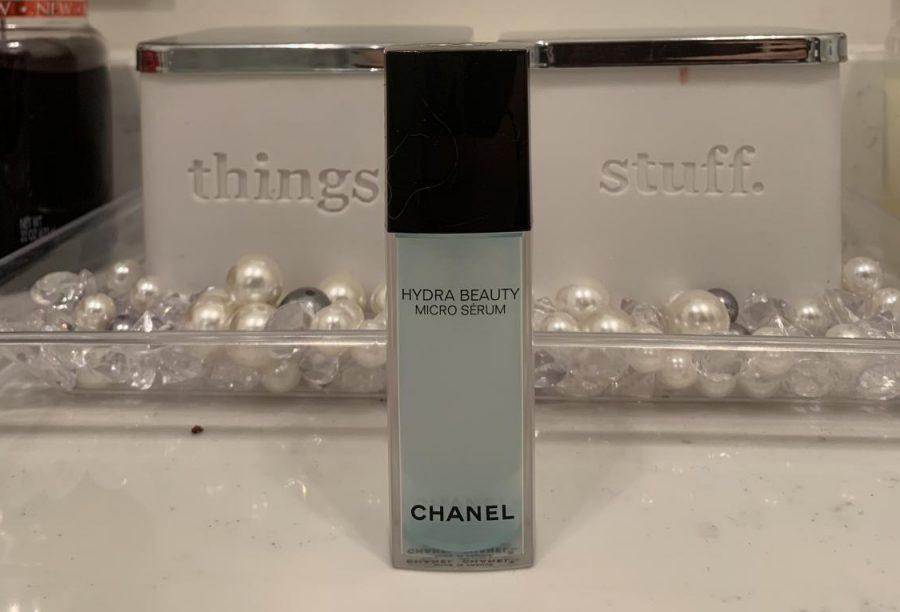 Chanel Hydra Beauty Serum Review