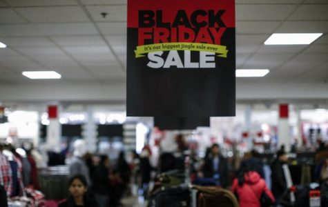 Black Friday? Who is she?