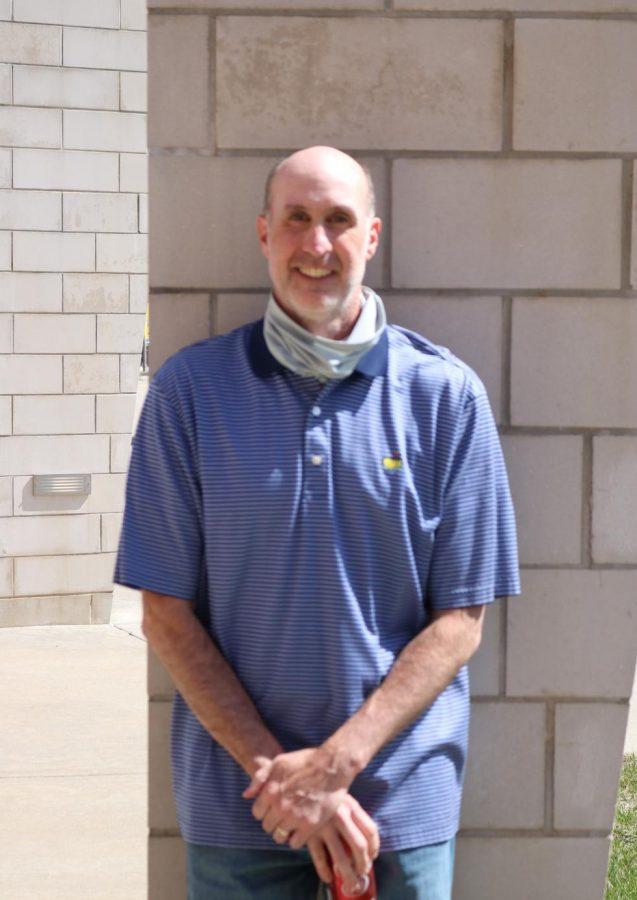 Humans of Liberty North: Doug Davis