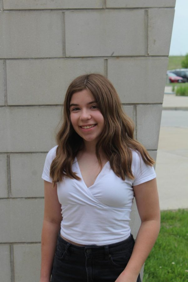Humans of Liberty North: Abby Howard