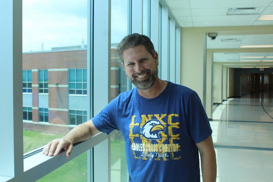 Humans of Liberty North: Greg Wickham